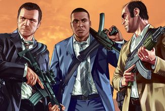 GTA 5 a Control na nové konzole, PS Plus i na PS5, odklad Little Hope, nová mapa do SnowRunner