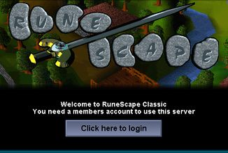 Runescape Classic přichází jak o podporu, tak o své servery