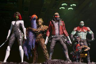 Tvůrci Deus Ex skutečně připravují Strážce Galaxie