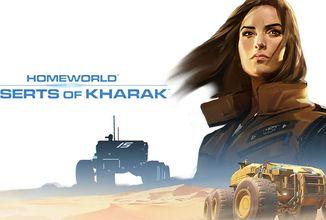 Homeworld: Deserts of Kharak presúva vesmírnu stratégiu na planetárny povrch