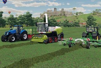 Farming Simulator 22 neomezuje multiplayer na platformu