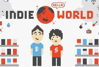 Nintendo představuje novou herní prezentaci Indie World