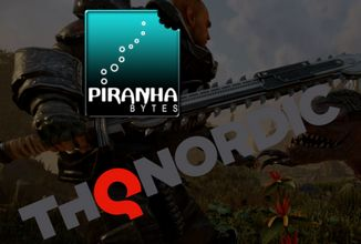 THQ Nordic kúpili nemeckých Piranha Bytes, autorov sérií Gothic a Risen