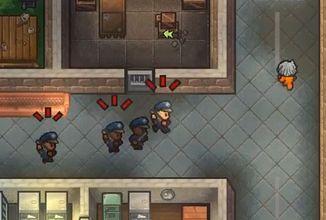 Útěk z vězení, nově i s kamarády