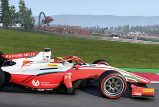 Letošní sezóna F2 rozšířila F1 2020