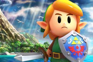 The Legend of Zelda: Link's Awakening se vrací po 26 letech! Svěžější, svižnější a krásnější.