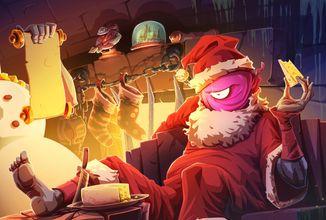 Dead Cells nabídnou trochu té vánoční atmosféry a novou zbraň