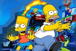 Působivá představa fanouška: Remake The Simpsons: Hit and Run