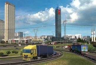 Cesta k Černému moři se v Euro Truck Simulatoru 2 otevře příští týden