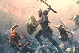 God of War nabídne speciální obtížnost