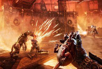 Brutální střílečka Necromunda: Hired Gun ze světa Warhammeru v novém traileru