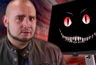 Tohle je herní monitor, který vás nečekaně špehuje