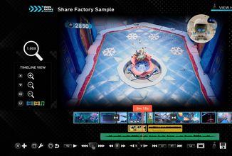 Sony vylepšila Share Factory Studio pro PlayStation 5