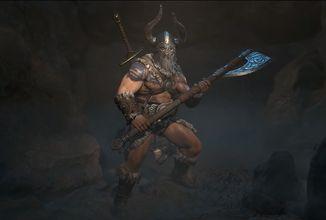 Převtělte se do barbara v Diablo 2: Resurrected