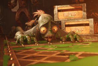 Dnes vychází akční plošinovka Oddworld: Soulstorm