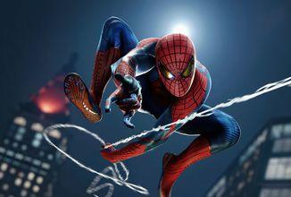 První ukázka ze Spider-Man Remastered. Nový Peter Parker připomíná Toma Hollanda