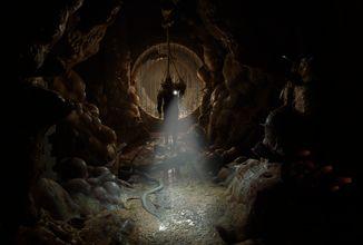 Gameplay záběry z Half-Life: Alyx