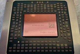 První fotka čipu Xboxu Series X. Je na něm 8K