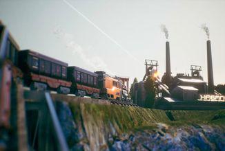 Futuristické mašinky nás čekají ve hře Railgrade