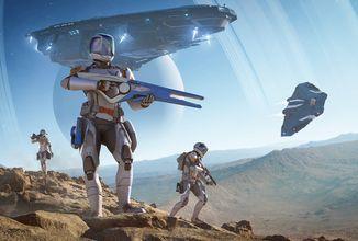 Elite Dangerous s expanzí Odyssey čeká nová éra, která hráčům umožní opustit kokpit a chodit po planetách