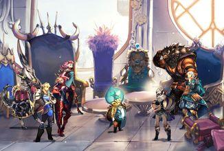 Astria Ascending je indie JRPG, na kterém spolupracují veteráni Final Fantasy série