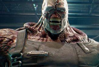 Využije Capcom zájmu o Resident Evil a vydá v příštím roce remake třetího dílu?