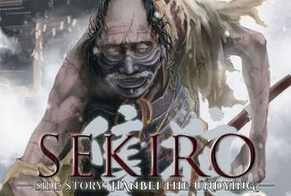 Hra Sekiro: Shadows Die Twice má rozšiřující manga příběh