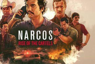Oblíbený seriál Narcos se dostane do světa her jako tahová strategie