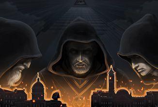 Secret Government je hrou, ve které ovládáte ilumináty
