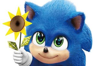 Malý, ale šílený. To je Baby Sonic