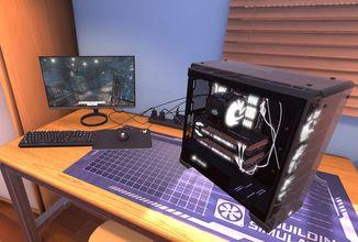 Postavte si vlastní počítač. PC Buidling Simulator je zdarma