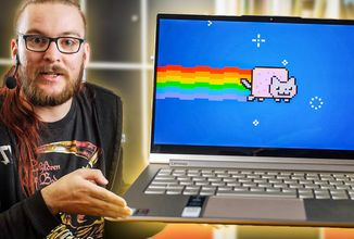 Nové Lenovo Yoga 14 není sice gamingový notebook, ale zato stále mega silný stroj
