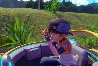 Majitelé Switche budou fotografovat v New Pokémon Snap