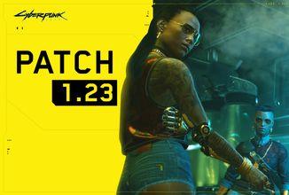 Po třech měsících další větší patch pro Cyberpunk 2077