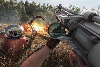 Střílečka Atomic Heart: Ruský BioShock má dva konce