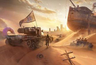 World of Tanks Blitz se spojuje s kapelou Korn v rámci Halloweenu