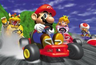 Mario Kart Tour konečně bude mít online a lokální multiplayer
