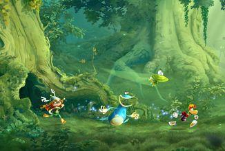 Populární barevná skákačka Rayman Legends zdarma na Epicu