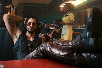 Cyberpunk 2077 se nám připomíná v dalších gameplay záběrech