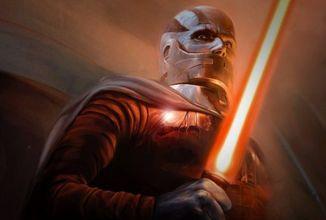 Možná se dočkáme nového Star Wars Knights of Old Republic