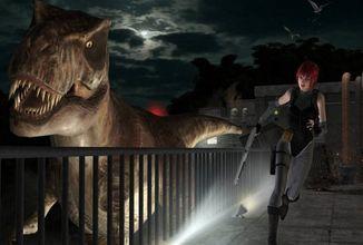 Nové záběry z fanouškovského Dino Crisis
