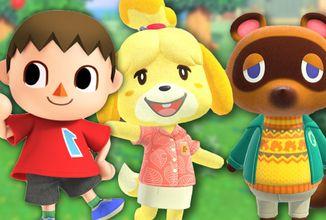Nádherný svět série Animal Crossing