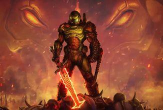Pojďme se podívat na nový trailer k Doom Eternal, který ještě víc láká na řežbu démonů
