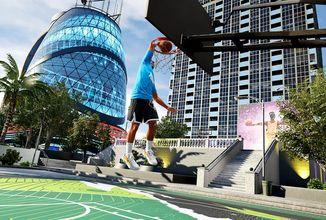 NBA 2K22 představuje sociální centrum The City