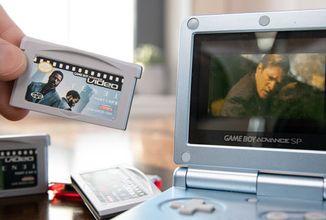 Tenet od Christophera Nolana na Game Boy Advance