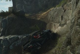 V Overpass musíte se silnými buginami a čtyřkolkami projet extrémní tratě