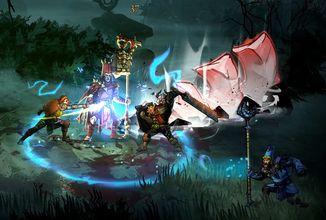 Blightbound je plný nebezpečných dungeonů zamořených tajemnou mlhou