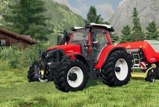 Farming Simulator 19: Nová mapa a vozidla z rozšíření Alpine