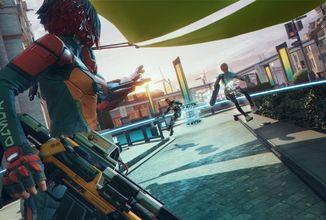 Vyšel battle royale Hyper Scape od Ubisoftu