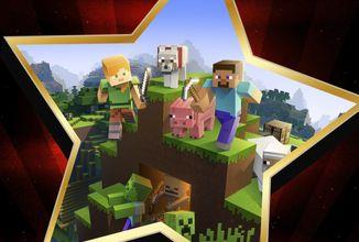 Předražené otevřené světy, 10 let Minecraftu a ESRB